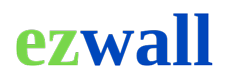 EZWALL Coatings Logo